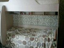 Кровать двухьярусная — Мебель и интерьер в Великовечном