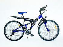 Велосипед новый 21 скорость, 2 амортизатора