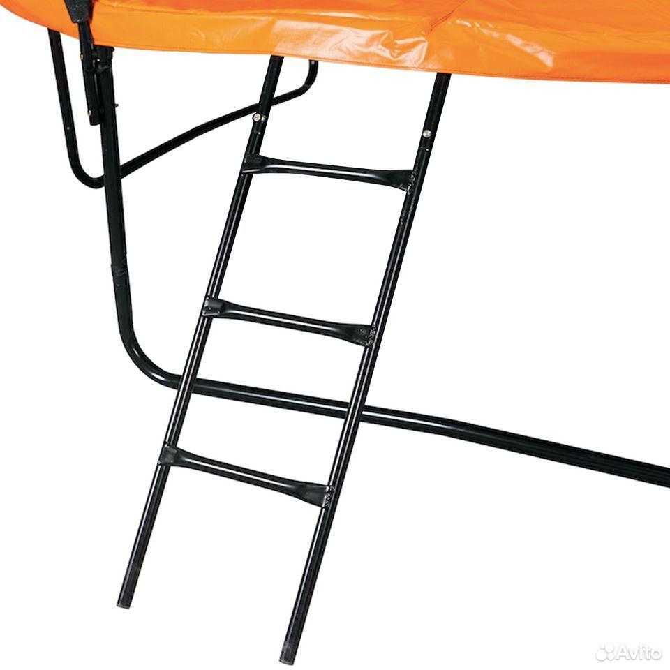 Батут DFC trampoline kengoo II С сеткой 12FT-BAS-B  89016083584 купить 6