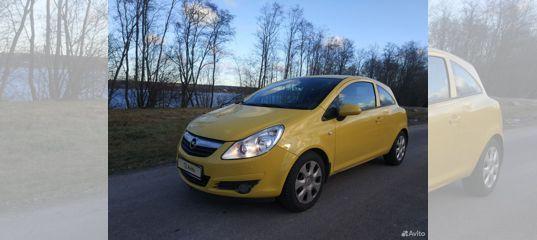 Opel Corsa, 2010 купить в Санкт-Петербурге   Автомобили   Авито