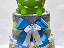 Торт из памперсов Ам-Ням №2