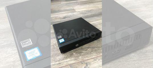 Неттоп HP 260 G2 купить в Москве   Бытовая электроника   Авито