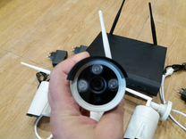 Видео камеры (wifi-камеры)