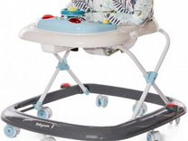 Ходунки Flip Baby Care, белый, доставка
