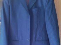 Джемпер (новый) и пиджак мужской