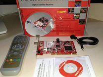 Спутниковая DVB-S2 карта Prof 7300 Red