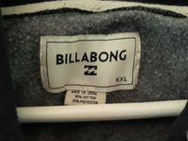 Толстовка чёрная BillaBong XXL