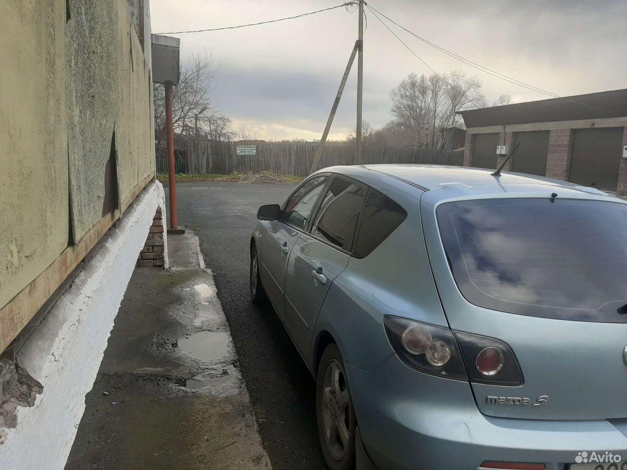 Mazda 3, 2007  89618940620 купить 4