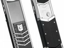 Телефон Vertu signature S design новые