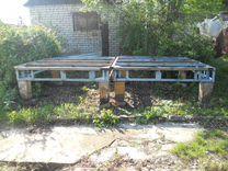 Металлический остов,конструкция, основа для бильяр