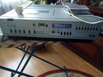 Видеомагнитофон СССР электроника вм12 тантал