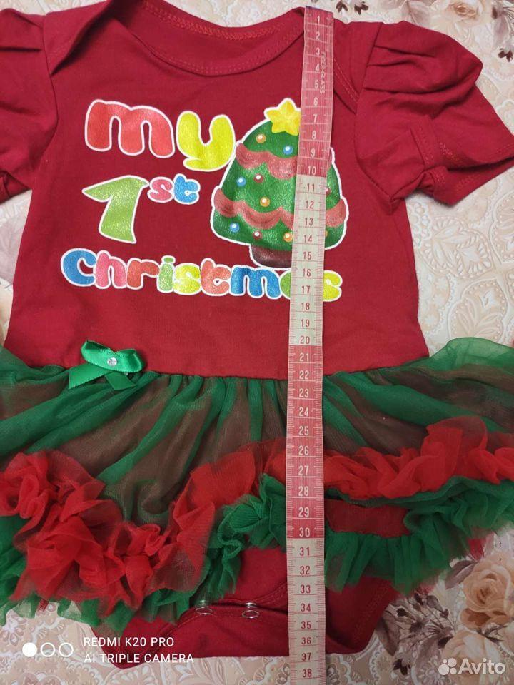 Новогодние боди-платье  89145252668 купить 2