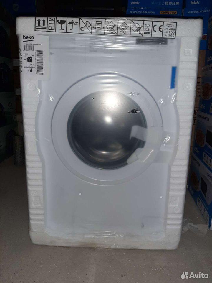 Стиральная машина Beko  89184365502 купить 1