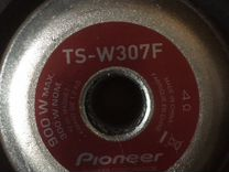Сабвуфер Pioneer TS-W307F