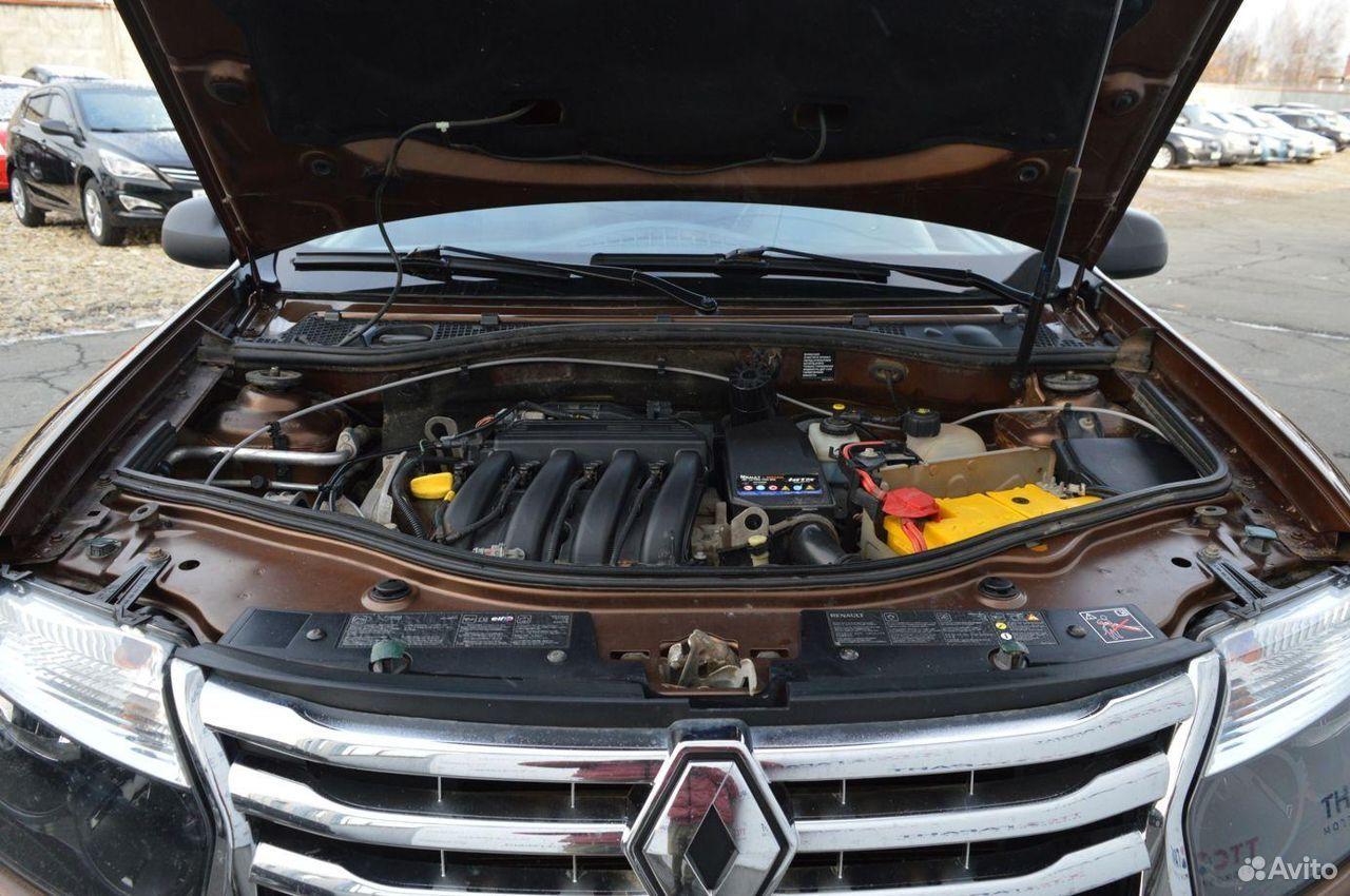 Renault Duster, 2013  83412650634 купить 9