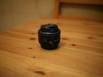 Объектив Yongnuo 35mm f:2 for canon