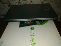 Acer V5-122p корпус