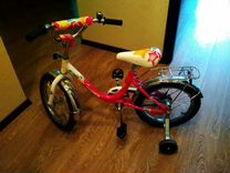 Детский велосипед altair City Girl 16
