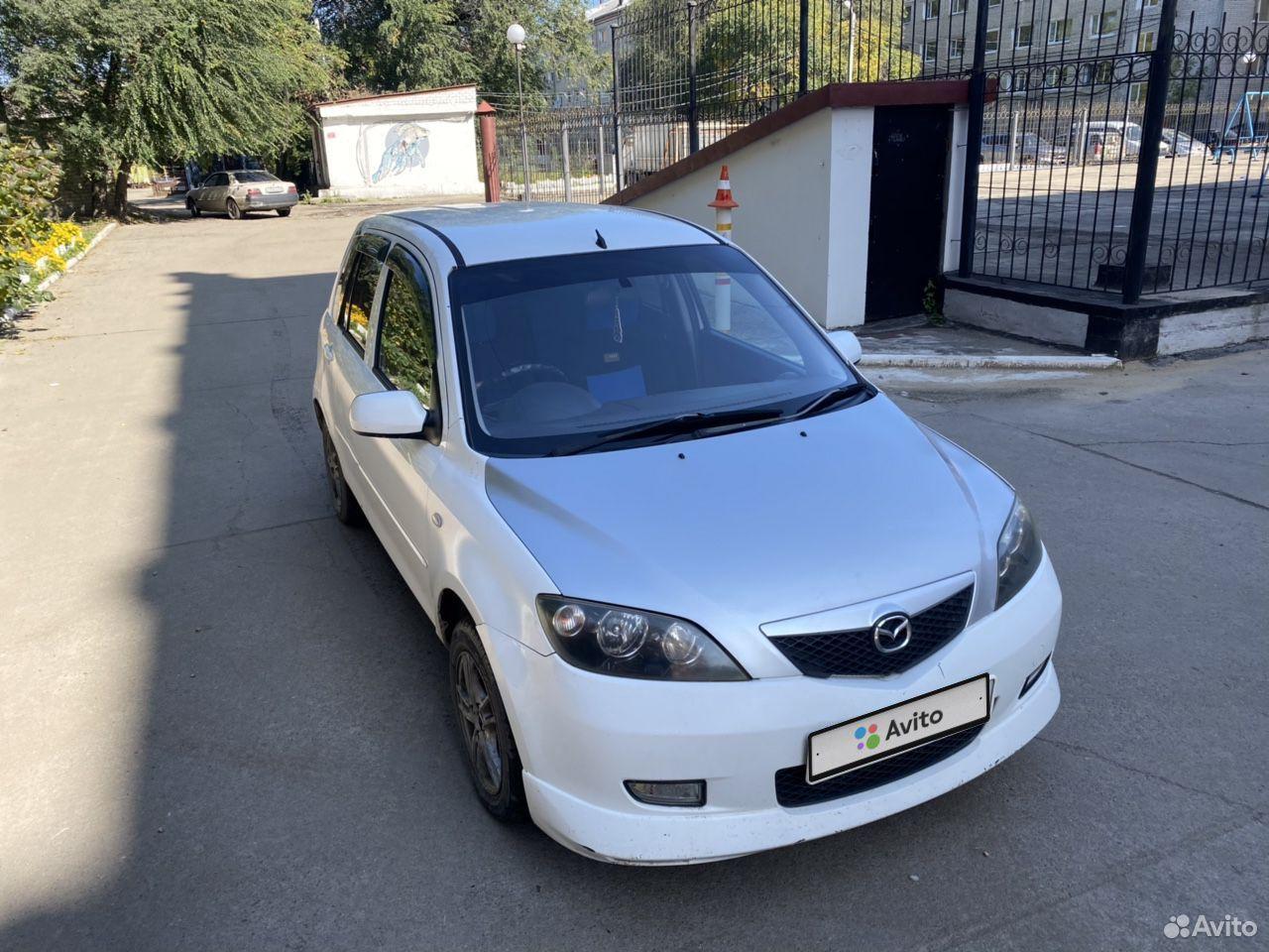 Mazda Demio, 2004  89143908903 купить 3
