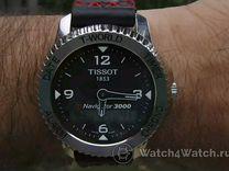 Мужские модели часов тиссот navigator 3000