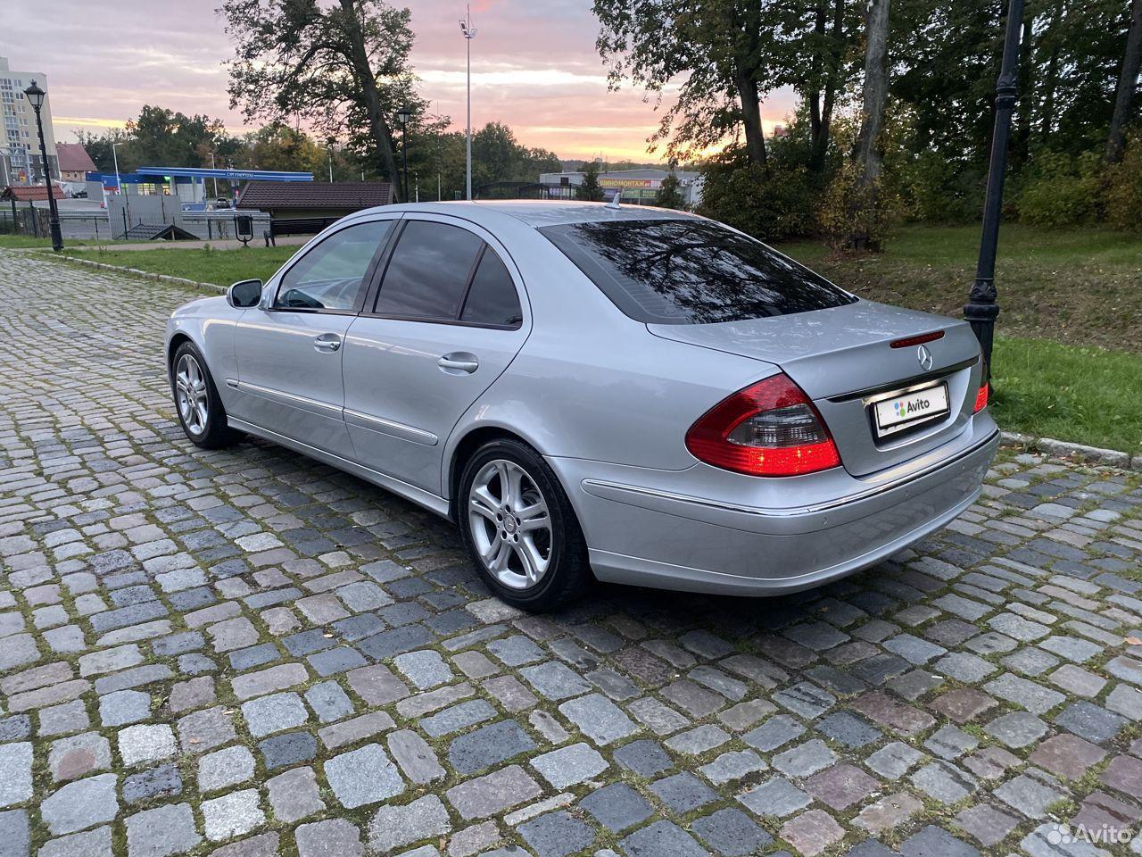 Mercedes-Benz E-class, 2009  89097977517 buy 10