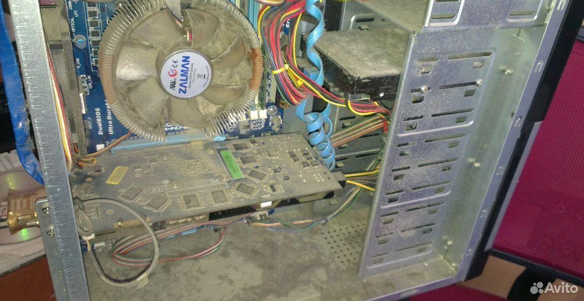 Ремонт компьютеров любой сложности. Выезд. Частник  89628167365 купить 4