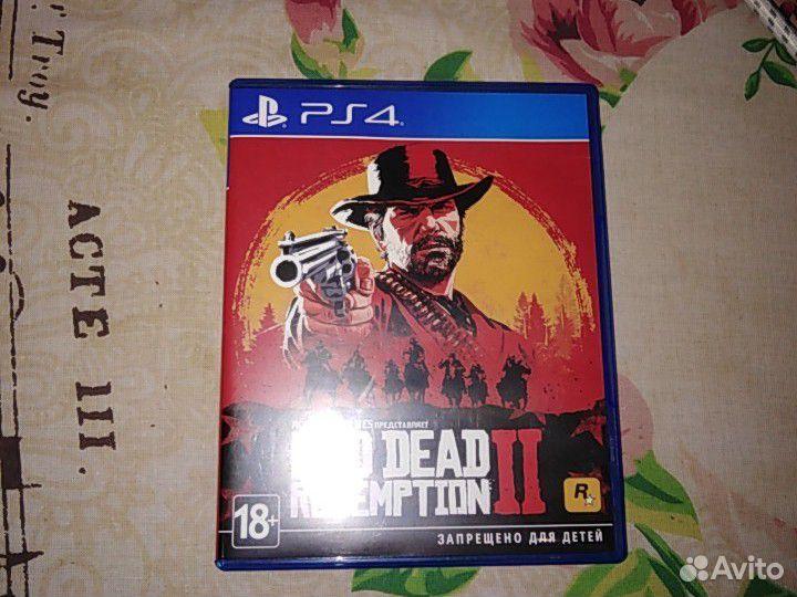 RED dead redemption 2  89247057519 купить 1