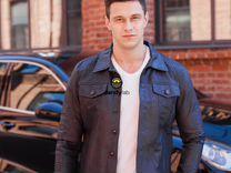 Куртка мужская из кожи питона С-66