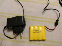 LJ Батарея 700 мА/ч, 4.8 В