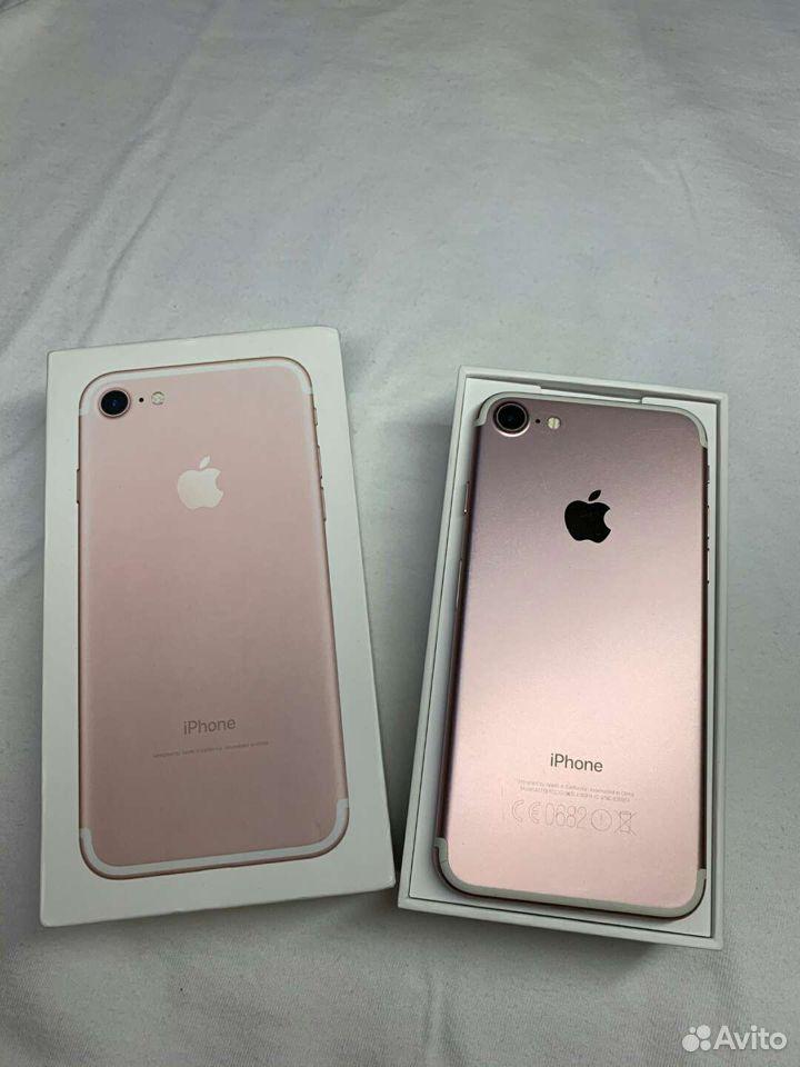 iPhone 7 32GB рст Полный Комплект  89995652369 купить 3
