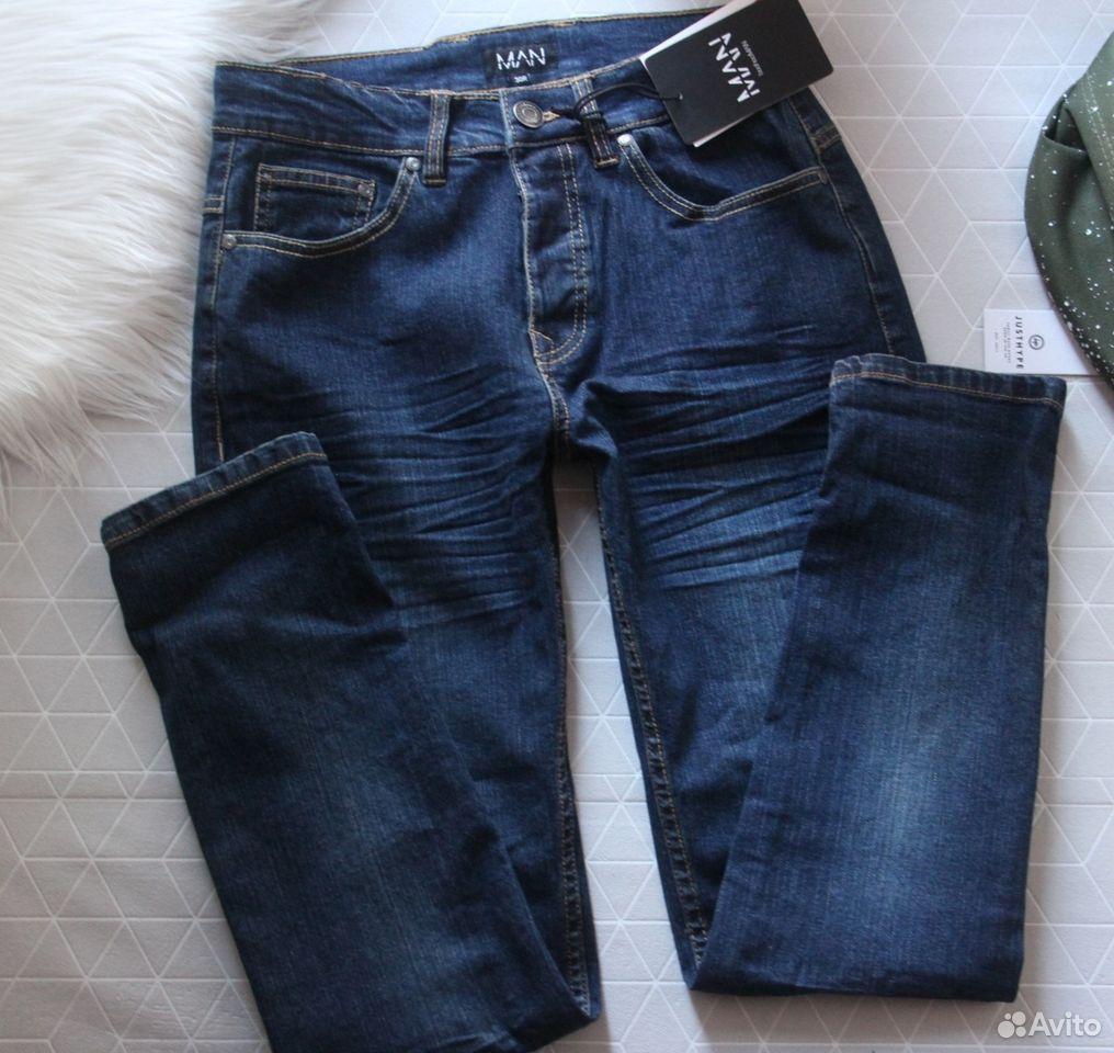 89229092100  Кр 33. Стильные джинсы Boohoo man