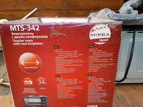 Мини-печь Supra MTS-342