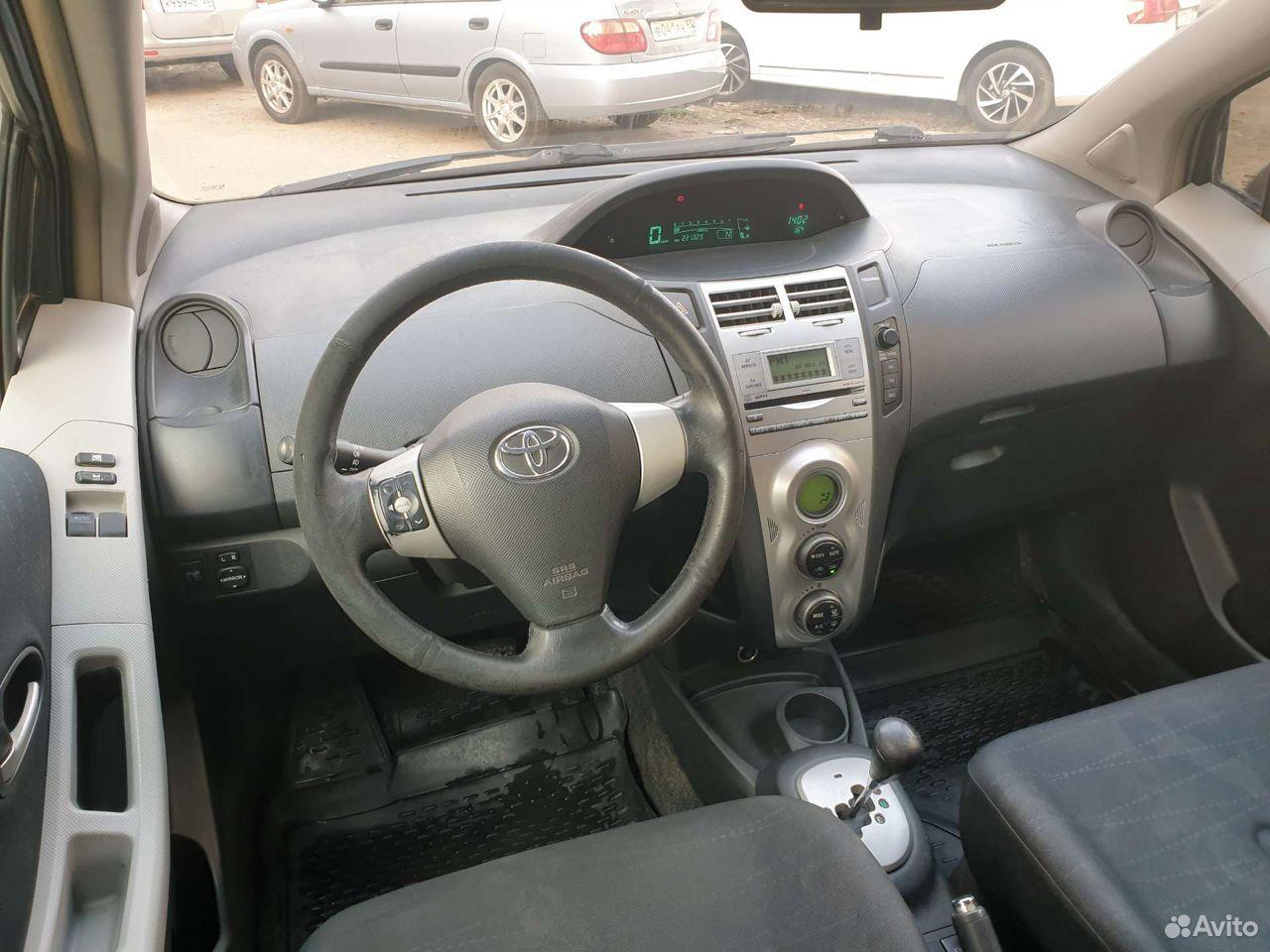 Toyota Yaris, 2007  89883531601 купить 9