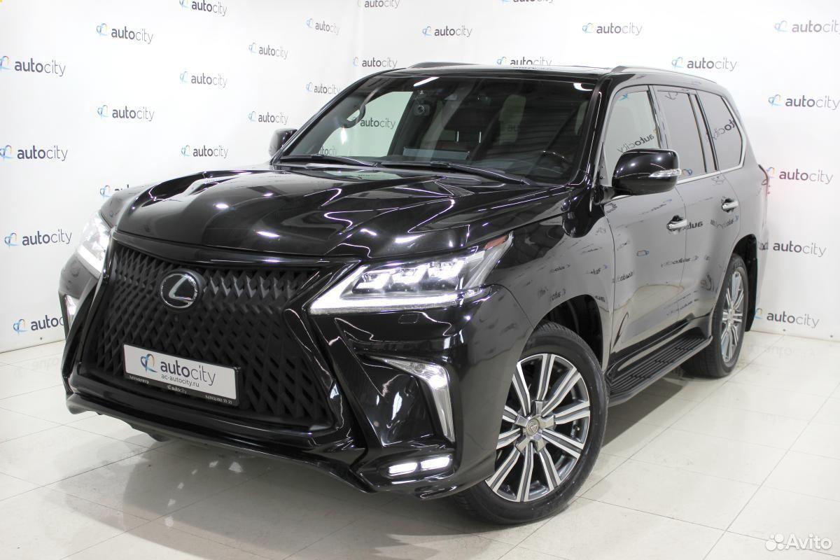 Lexus LX, 2016  83832910432 купить 2