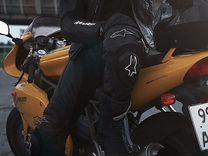 Alpinestars Monza 2pc Leather Suit-мотокомбинезон