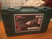 Ушм (болгарка) metabo WF 18 LTX 125 Quick новая