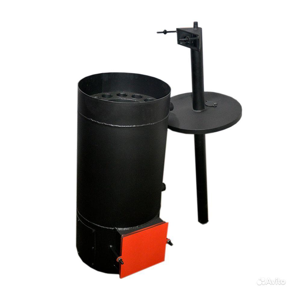 Полуавтоматический жидкотопливный котел отопления  89045812153 купить 1