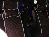 Авточехлы экокожа Тойоту Land Cruiser Pradо 120