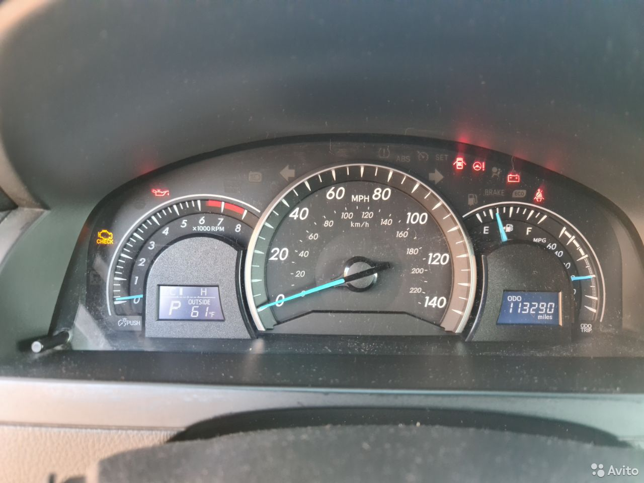Toyota Camry, 2012  89888756912 купить 9
