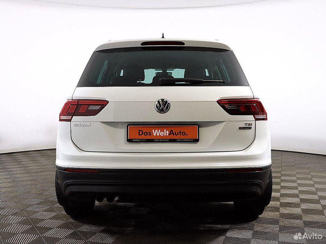 Volkswagen Tiguan, 2017  84954101966 купить 6