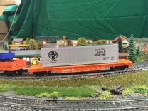 Набор железной дороги