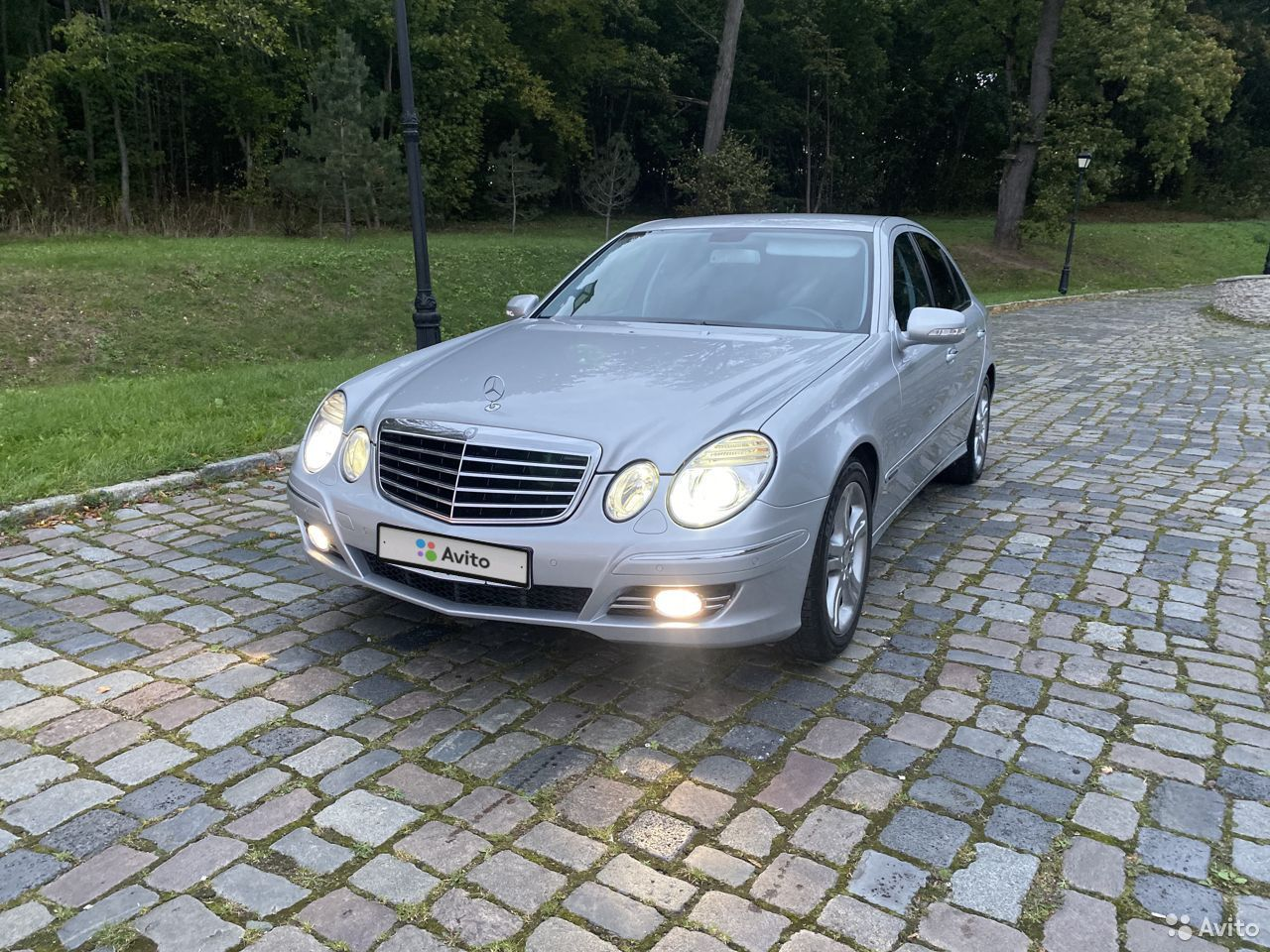 Mercedes-Benz E-class, 2009  89097977517 buy 2