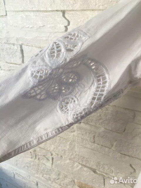 Белая рубашка Junior Republic, 128-134 см  89061562217 купить 7