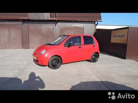 Daewoo Matiz, 2013  89611691114 купить 2